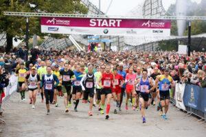 TEAMGEIST BEIM MÜNCHEN Marathon