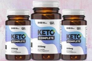 Keto Complete Bewertungen: was wird erwartet