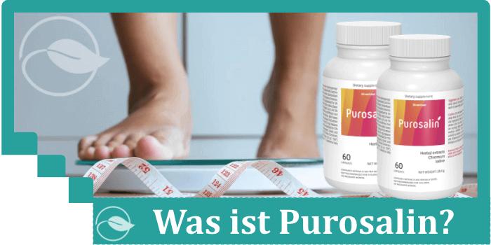 Purosalin Bewertungen: ist die Wirkung effektiv?