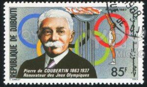 """TEILNEHMEN IST WICHTIGER ALS SIEGEN"""" (Coubertin)"""