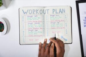 Trainingsplan fluch oder segen Vorteile des Einsatzes eines geregelten trainings